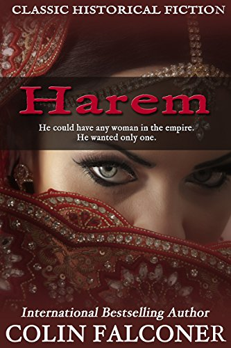 Harem: the European megaseller: new and revised edition (Classical Historical Fiction Book 2)